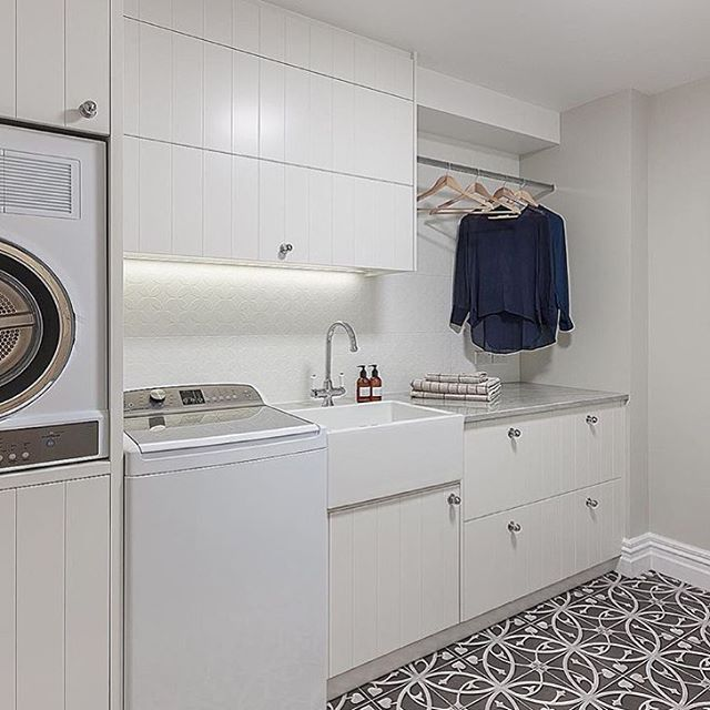 Amazing Use Of Space Via Du Bois Design Ft Our Fisher Paykel Top Load Washer And Dryer Combo Thatsbetta Fisherpaykel Laundry Interiors Golocal