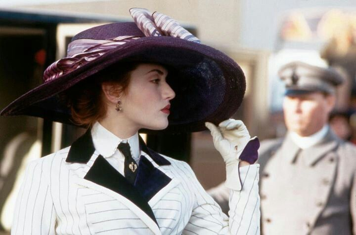 Kate Winselt in Titanic