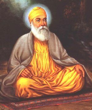 Gugu Navak Dev, founder of the Sikh religion