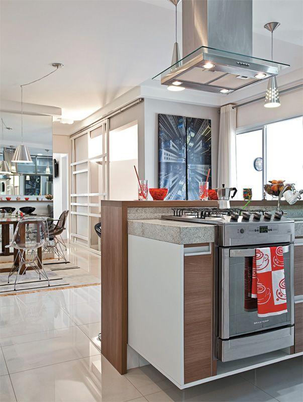 Truques para aproveitar bem o espaço em um apê de 60m2 - Casa.com.br