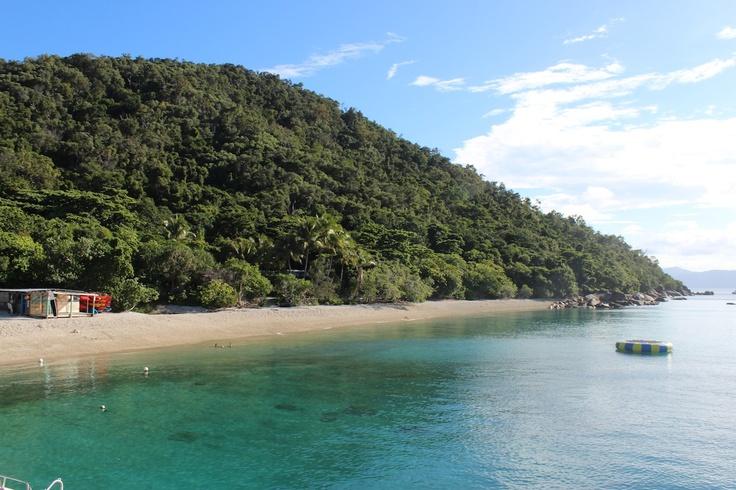 Fitzroy Island, Cairns Australia