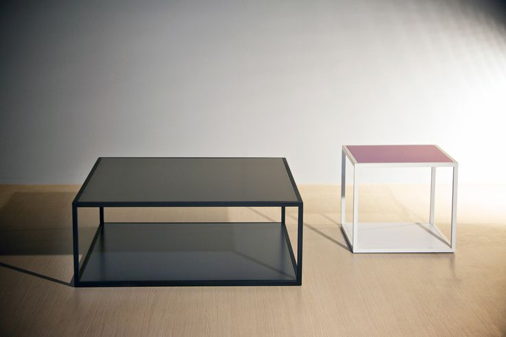 COCO coffee table with metal frame and lacquered top by theDesignGroup _ furniture ideas #furniture #table #madeingreece