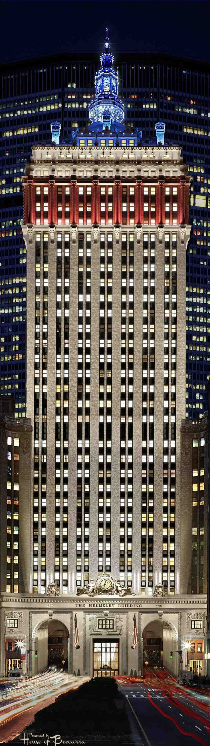 ~The Helmsley Building on Park Avenue in NYC | House of Beccaria