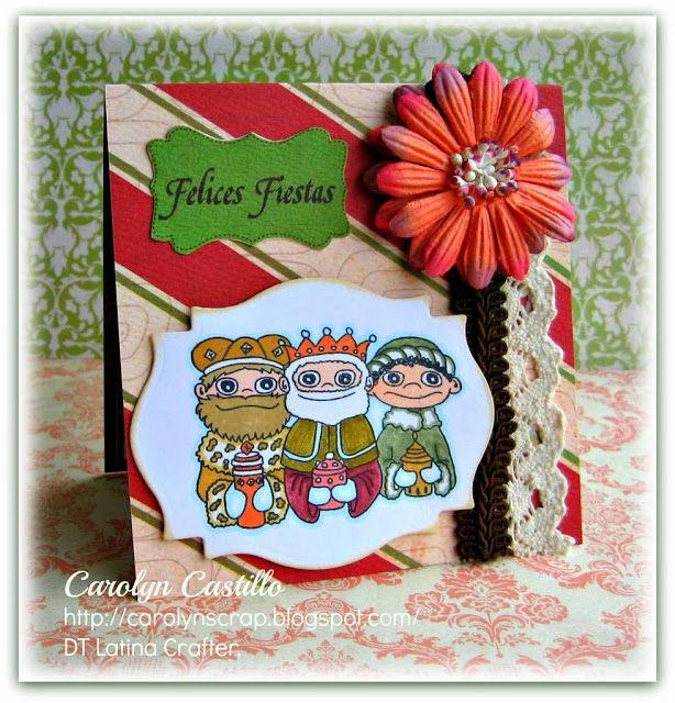 Celebrando las fechas importantes, Los Tres Reyes.