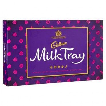 Cadbury Milk Tray 78g  #PoundlandValentine