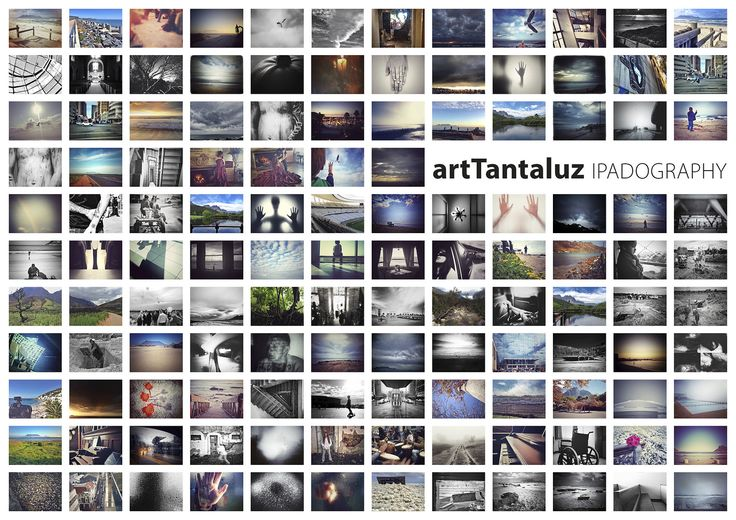 iPadography photo collection by arttantaluz
