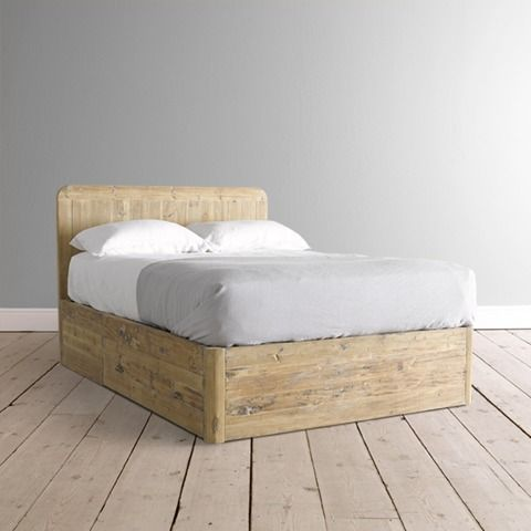 Beautiful Storage Bed | Woody | Loaf