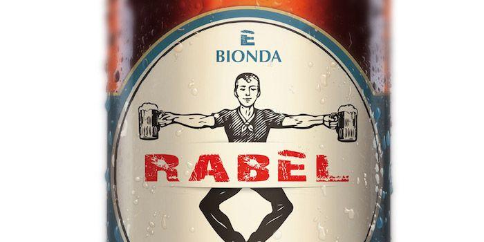 Rabèl Craft Beer designed by The Mash Design Agency