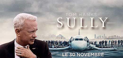 Sully, le film de Clint Eastwood avec Tom Hanks, Aaron Eckhart Le portrait de l'héroïque pilote d'US Airways qui sauva ses passagers en amerrissant sur l'Hudson en 2009.