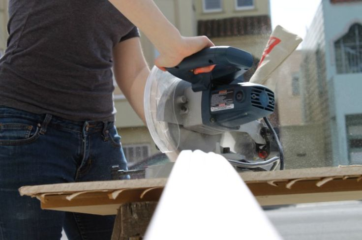 Ryobi miter Saw TS1142L Crown Moulding Cuts | HowFantasticBlog.com