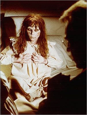 Well, of course The Exorcist would be on here...it is one of the favorites of all horror movie lovers!
