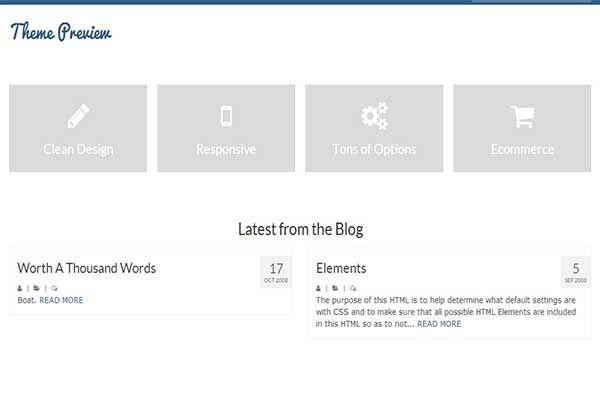 Ecco una lista dei migliori temi wordpress gratuiti , questa lista contiene davvero i migliori temi per wordpress, vieni a scoprirli