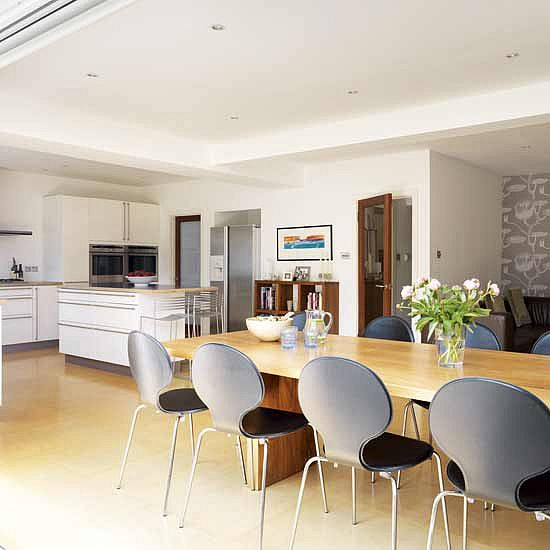 Wonderful Modern Dining Room Decorating Ideas For Small Space : Modern  Minimalist Dining Room Furniture Part 78