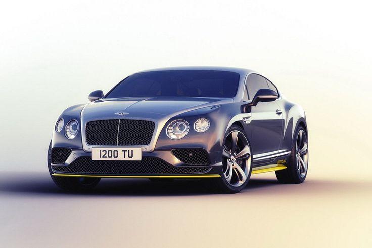 Bentley показала специальную версию купе Continental GT, которая стала самым быстрым серийным автомобилем компании.