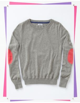 jumper - elbow patches