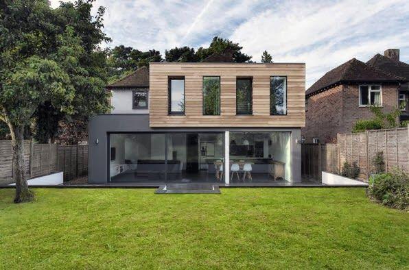 Ampliaciones de casas con diseños y planos de los cambios | Construye Hogar