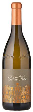 Friuli Wine & Food | Prodotti | Pinot Grigio Sot Lis Rivis 2012 Ronco del Gelso