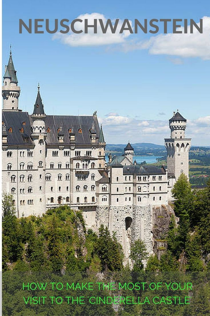 Neuschwanstein: How To Make The Most Of Your Visit To The Cinderella Castle  In Bavaria