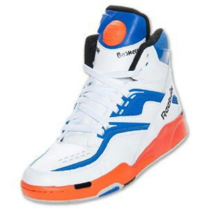 Rebook pumps! Boo wants these throwbacks so bad! Men's SneakersReebokCasual  ShoesChildhood MemoriesTwilightPumpingKicksRunning ...