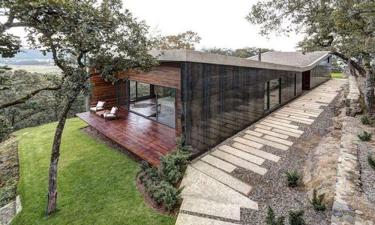Luxus házak - modern építészet, épületek - Lakberendezés trendMagazin
