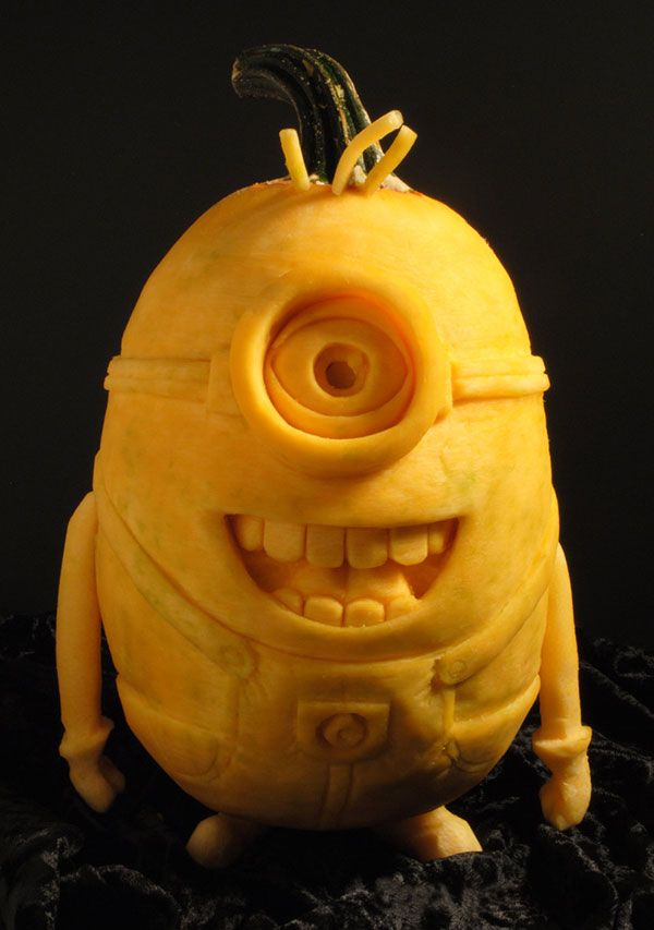 30 best cool creative scary halloween pumpkin carving designs - Cool Happy Halloween Pictures