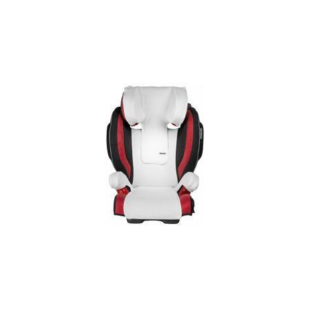RECARO Чехол на кресло Monza Nova летний , Recaro, белый  — 2400р.  Чехол на кресло Monza Nova летний , Recaro, белый – поможет сохранить кресло на долгое время в идеальном состоянии и обезопасит малыша от бактерий.  Летний чехол предотвращает потницу, раздражения и помогает ребенку не перегреться, если вы едете длительное время по жаре. Сделан чехол из качественной ткани и пропитан антибактериальным веществом. Он защищает нежную кожу малыша от выхлопных газов, бактерий и жары…