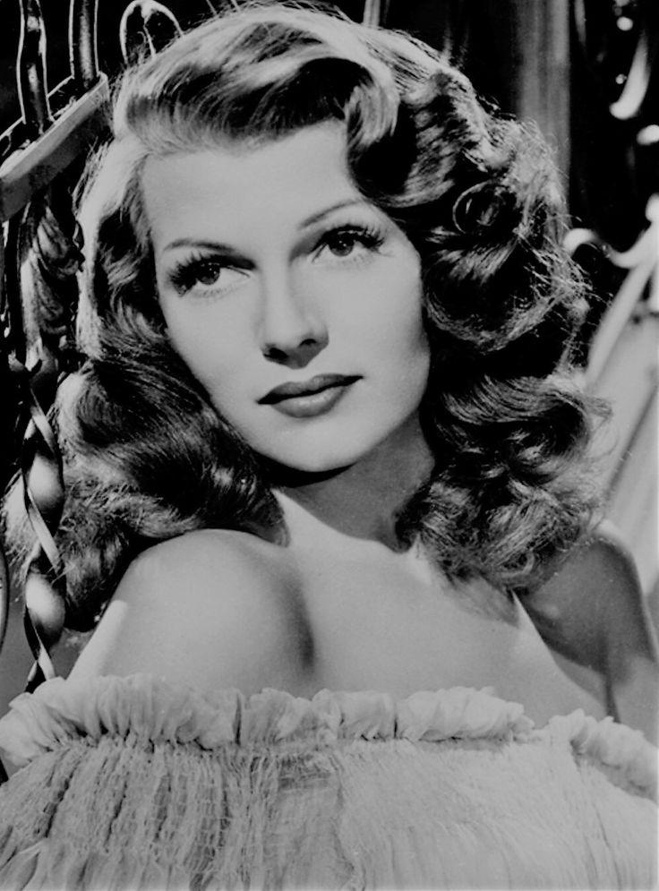 Beautiful Rita Hayworth