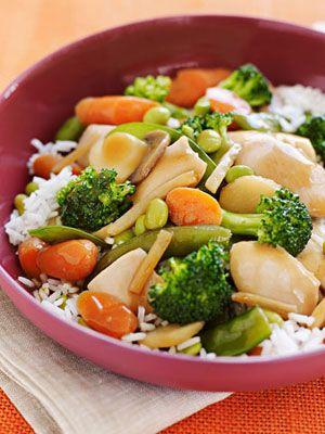 Slow-Cooker Teriyaki Chicken Stew (via Parents.com)