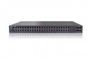 52 Port Gigabit Switch GS-2352P mit Power over Ethernet