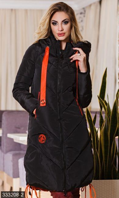 """Стильная длинная куртка """"Элисон"""" - Одежда и обувь - GOTTO.ORG - Торговый Онлайн Центр"""