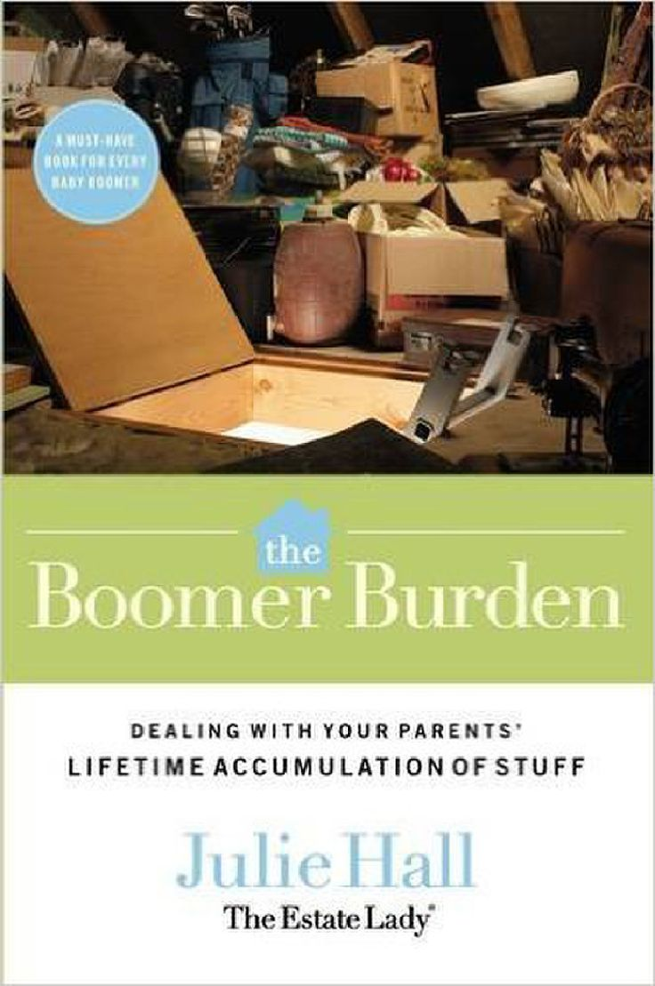 'the Boomer Burden': A Guide For Children Of Elderly Parents