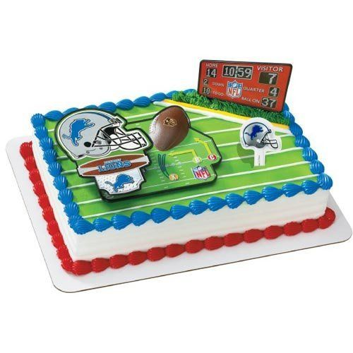 Dallas Cowboys Cake Decorating Kit
