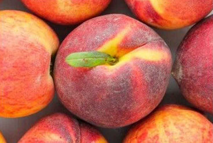 The Big Day Body Blitz: 16 healthy snack ideas to keep you firing- A peach