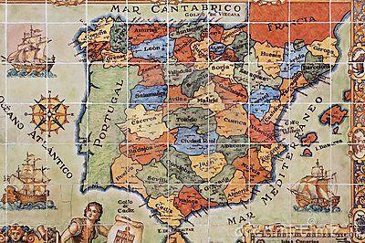 Iberian Peninsula Map | Europe