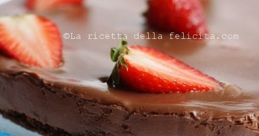 La ricetta della felicità: Cheesecake al cioccolato senza cottura!