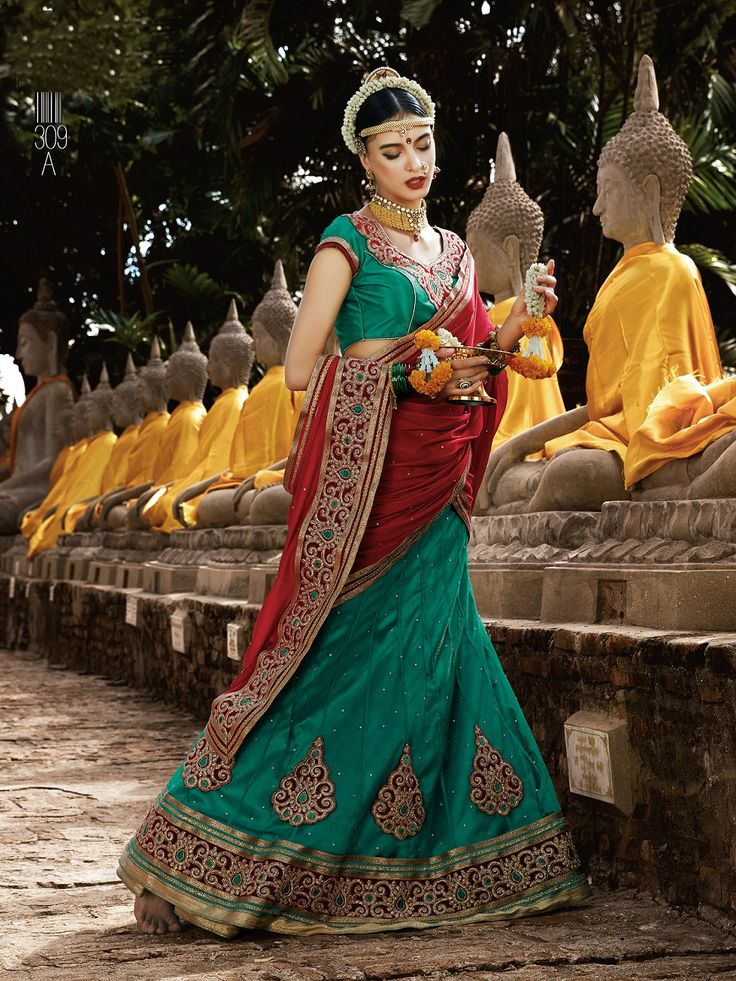 Shopping This Lehenga Choli http://gunjfashion.com/