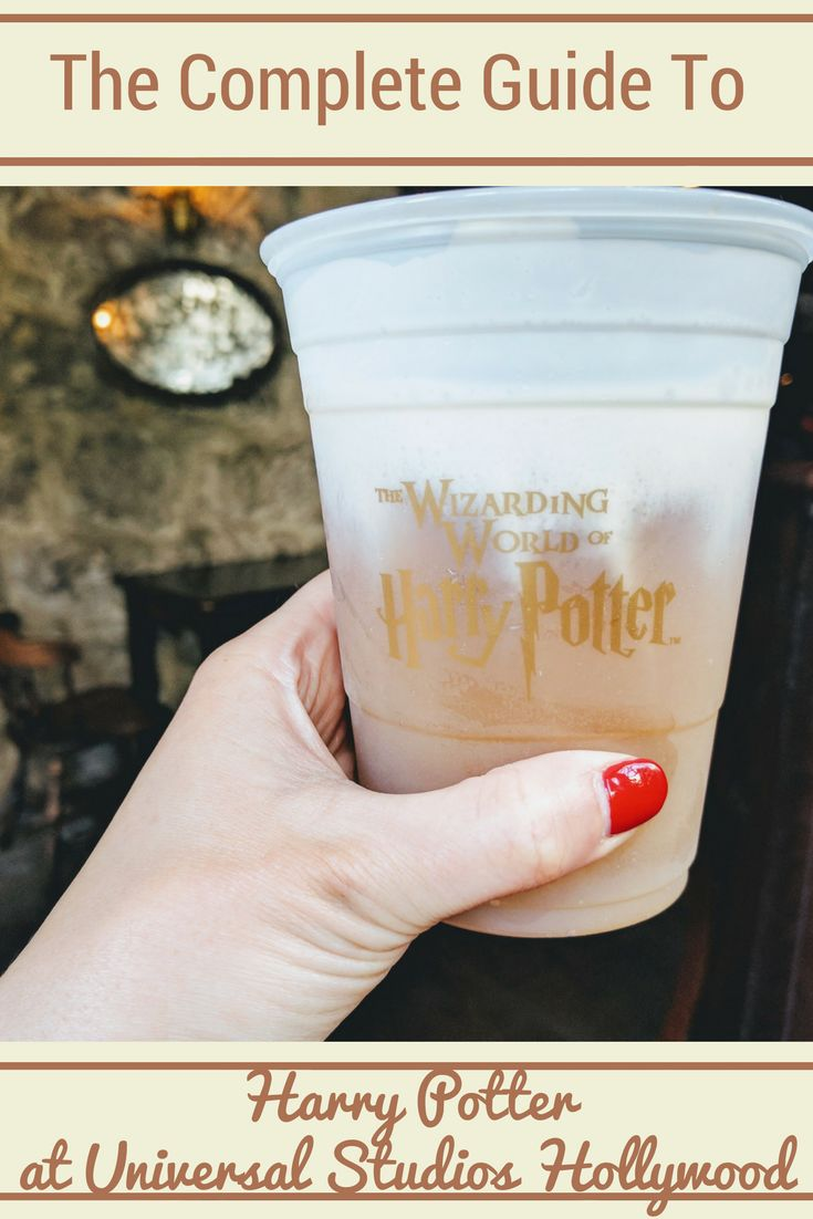 This complete guide to The Wizarding World of Harry Potter at Universal Studios Hollywood will help you make the most of your day at Hogwarts and Hogsmeade!