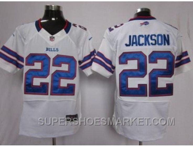 http://www.supershoesmarket.com/nike-nfl-buffalo-bills-22-jackson-white-elite-jerseys-super-deals.html NIKE NFL BUFFALO BILLS #22 JACKSON WHITE ELITE JERSEYS SUPER DEALS Only $23.20 , Free Shipping!