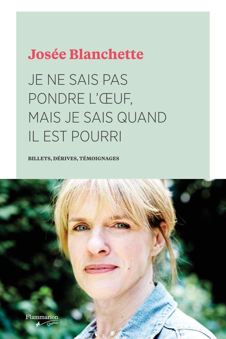 Josée Blanchette remet en question le recours systématique à la chimiothérapie pour le traitement du cancer. | Bienvenue sur Coup de Pouce