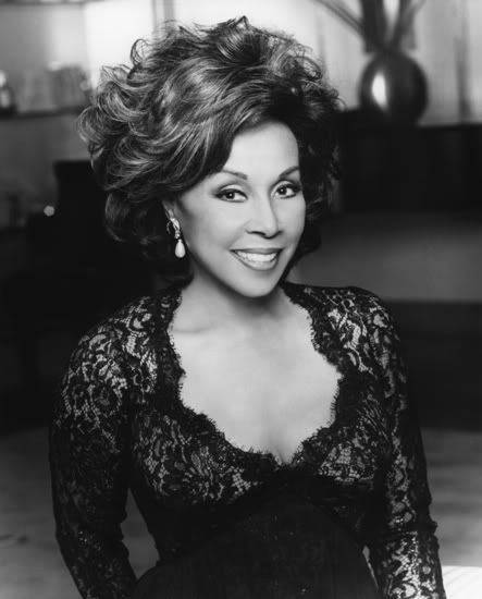 I always thought Diahann Carroll was one the most beautiful women