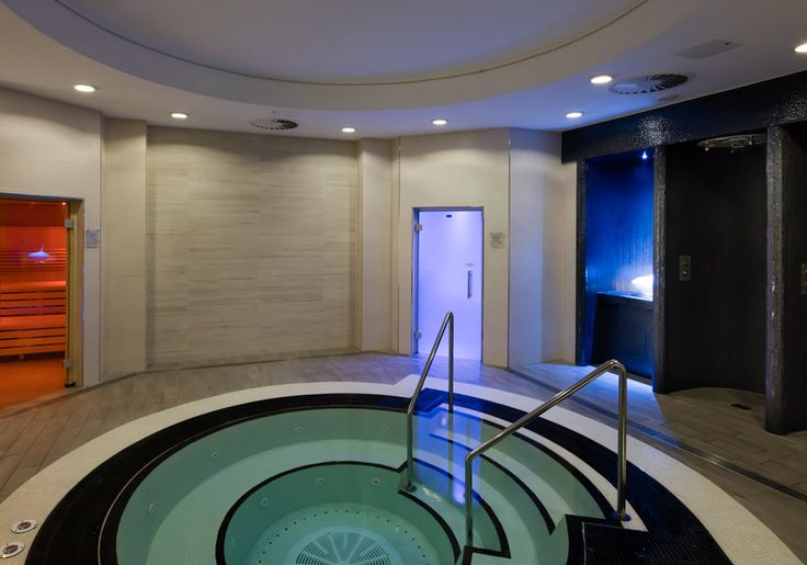 Ashington Leisure Centre | Ward Robinson Interior Design | Spa