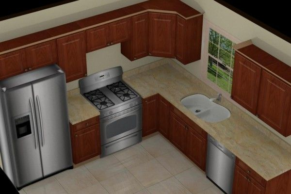 L Shaped Kitchen Remodel Remodelling Custom Inspiration Design