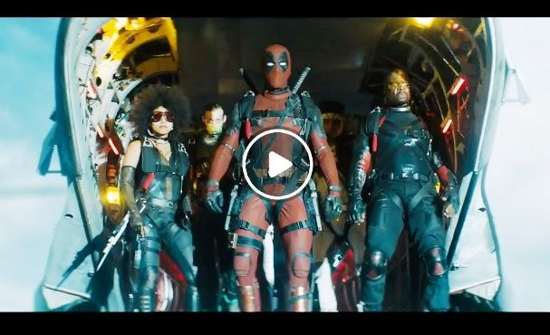 Streaming Ita: Deadpool 2 film (2018)