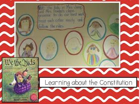 Mrs Jump's class: Constitution Day