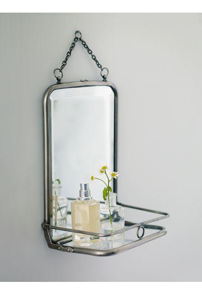 French Folding Mirror