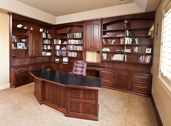 Exceptionnel Custom Bookshelf Built By Adams Fine Furniture In Denver