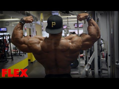 Phil Heath Ultimate Back Workout - Your Hate Makes Me Strong - YouTube