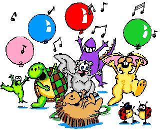 group birthday gif