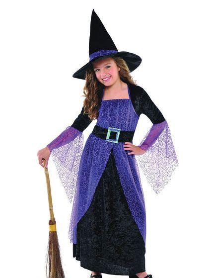 Best 25+ Kids witch costume ideas on Pinterest   DIY Halloween ...