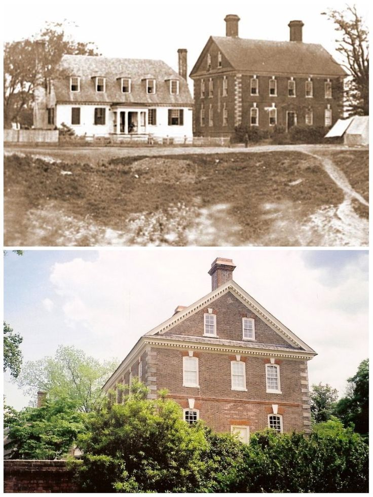 13 Homes From The Original Colonies That Still Stand Today Colonial America Nelson House House In Nature